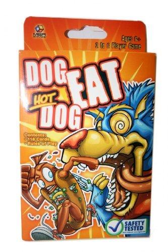 Dog Eat Hot Dog Card Game