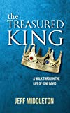img - for The Treasured King: A Walk Through the Life of King David book / textbook / text book