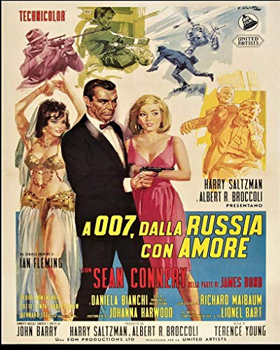 - Dozili Metal Sign 007 James Bond Metal Vintage Style Nostalgic Advertising Wall Sign Retro Art 10