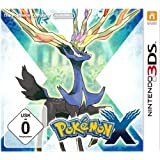 Pokémon X [import allemand]
