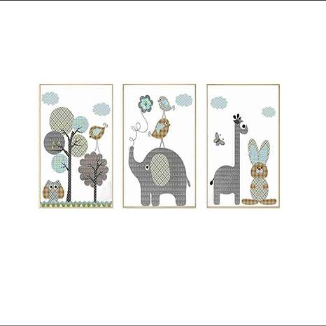 Carteles para habitación Infantil A4 sin Marco | Cartel ...