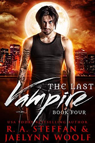 (The Last Vampire: Book Four)