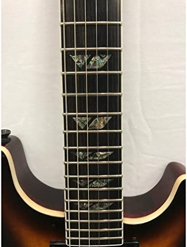Fernandes de la guitarra eléctrica de la libélula Deluxe (Tobacco ...