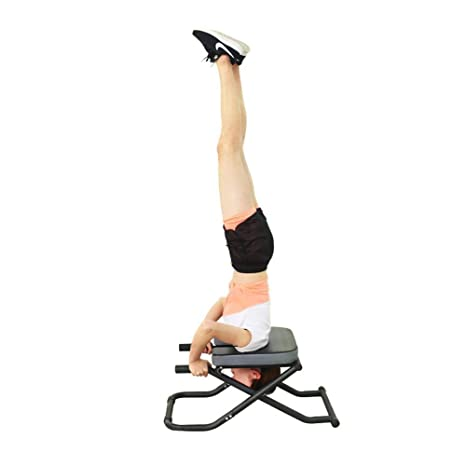 Amazon.com: Depruies Yoga Headstand Bench Yoga Inversion ...