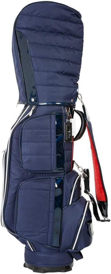 ゴルフクラブバッグ、ナイロン素材、100%防水、オプションのマルチカラー、45×30×90 Cm happyL (Color : Bronze) Bronze