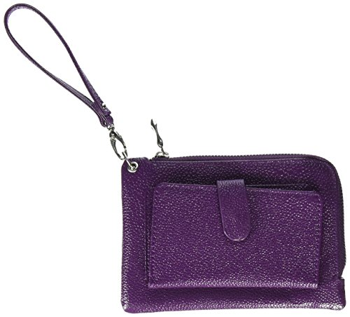 Metropolitan Mobility Smartphone Wristlet, Purple Stingray Pattern, One - Ray Phone