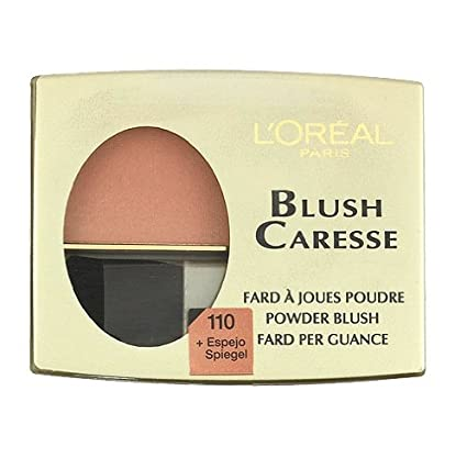 Loreal Blush Caresse Powder Rouge + Spiegel 110 Peche L´oreal 26ld00