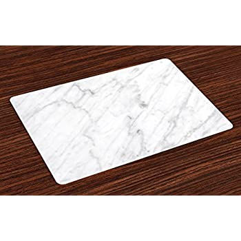 Amazon Com Modern Twist Marble Pattern Grey Color