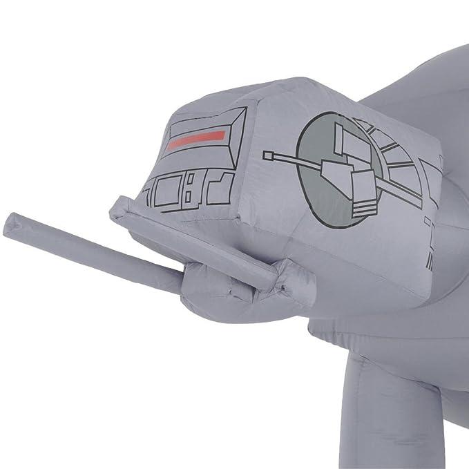Amazon.com: Gemmy Robot inflable de 88,98 pulgadas 62,21 ...