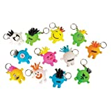 3.4'' MOODY MATES KEYCHAIN, Case of 288