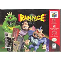 Rampage World Tour - Nintendo 64