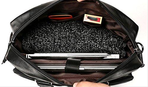 Travel Leisure Backpack Business Bag purpose Multi Laidaye Black Shoulder Men's XqEIPB