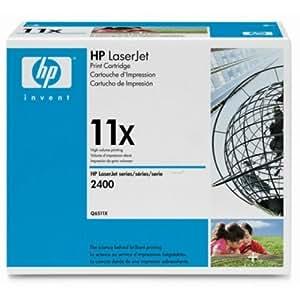 HP - Hewlett Packard LaserJet 2400 Series (11X / Q 6511 XC) - original - Toner black - 12.000 Pages