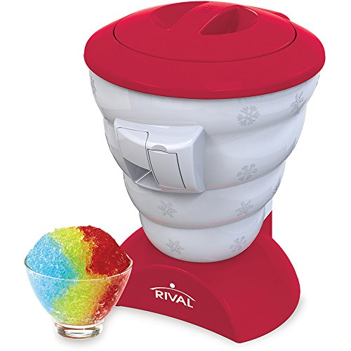 Rival Frozen Delights Snow Cone Maker Red