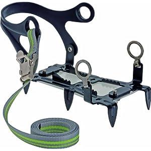 Edelrid stud 6 Point scissor crampon lead