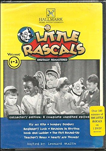 Little Rascals, Vol. 1 & 2 ()