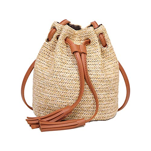 woven bag,straw bag,weaving Shoulder bag,New Retro Style Straw Braided Woven Bag Travel Sling Bag Shoulder Bag Handbags