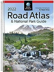 Rand McNally 2022 Road Atlas & National Park Guide (Rand McNally National Park Road Atlas and Travel Gu