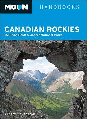 Including Banff /& Jasper National Parks Moon Canadian Rockies