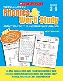 Scholastic Week By Week Phonics and Word Study for