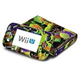 Teenage Mutant Ninja Turtles TMNT Decorative Decal Cover Skin for Nintendo Wii U Console and GamePad