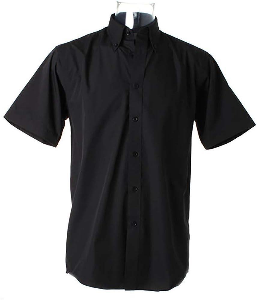 Kustom Kit Mens Workforce Workwear Work Uniform Short Sleeved Polo Shirt Top