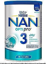 Nestle Nan Fórmula Infantil 3 Optipro, 1.2kg