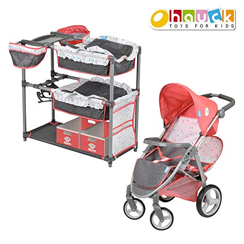 Top 10 Baby Doll Stroller Twin of 2020 - The Best and Top ...