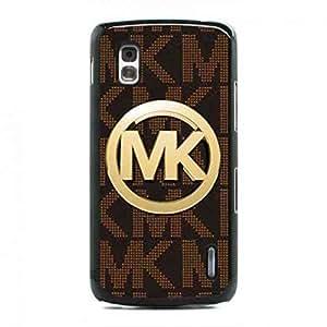 Passionate Michael Kors Phone Funda Michael Kors MK Google Nexus 4 Phone Funda Eye-Catching Back Phone Cover 069