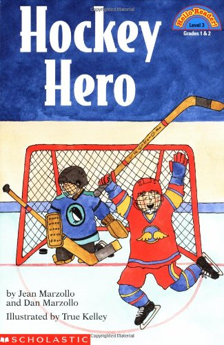 Hockey Hero (Hello Reader!)