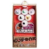 CUPONK 7 Extra Ping Pong Balls - Expansion Pack Set 1