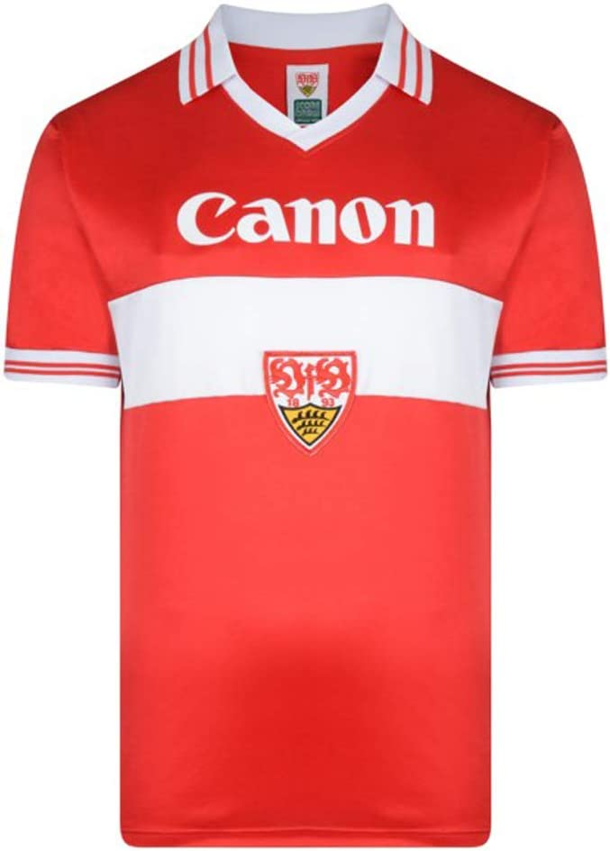 Scoredraw VfB Stuttgart Exterieur 1980 Bañadores Ajustados para Hombre: Amazon.es: Deportes y aire libre