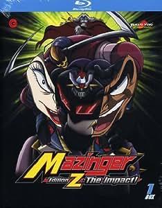 Mazinger Edition Z The Impact - Box 01 (2 Blu-Ray) [Italia] [Blu-ray]