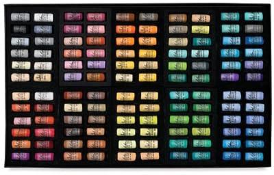 Jack Richeson 427530 Signature Half Stick Hand Rolled Pastels (Set of 120)