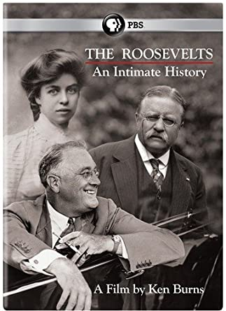 Amazon.com: The Roosevelts: An Intimate History: ., Ken Burns ...