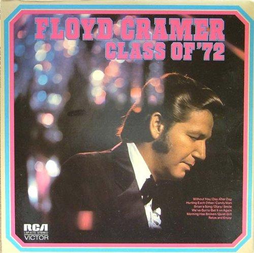 Floyd Cramer: Class Of '72 [Vinyl LP] [Stereo] [Cutout]
