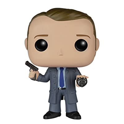 Funko POP TV: Gotham - James Gordon Action Figure: Funko Pop! Television:: Toys & Games