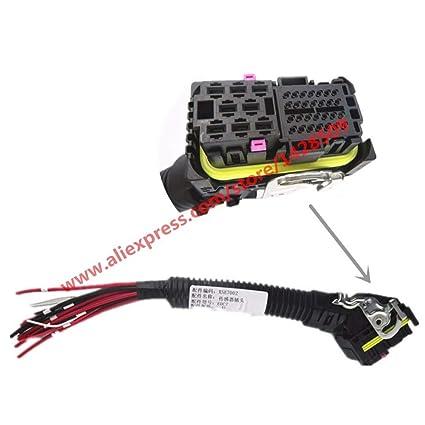 amazon com: davitu 36 pin/way edc7 ecu connector automotive wiring harness  socket truck sensor plug for bosch: home improvement