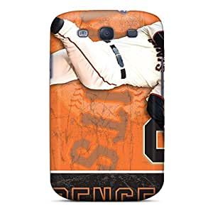 Samsung Galaxy S3 Xtf1869YUXb Provide Private Custom Attractive San Francisco Giants Pattern Scratch Protection Hard Phone Cases -JasonPelletier