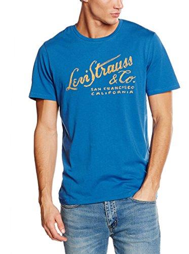 Levis Herren Brand Graphic T-Shirt