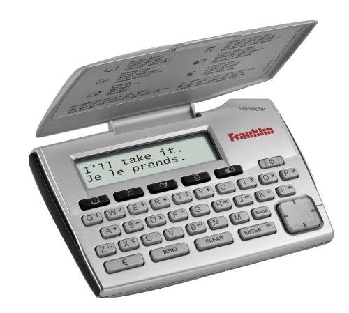 Franklin Electronics ET-2105 Franklin 5 Language European (Electronic Language)