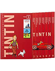 The Complete Adventures of Tintin boxed set: New Edition