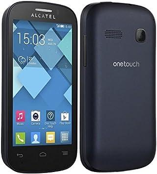 Alcatel Pop C3 4033X 4GB Negro, Azul: Amazon.es: Electrónica