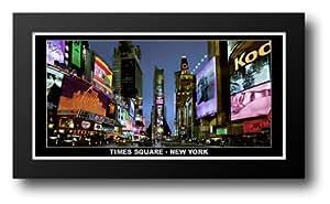 Con diseño de grafiti de Times Square (color) 9 x 7 cuadro de Metallica por Balkind, Viktor