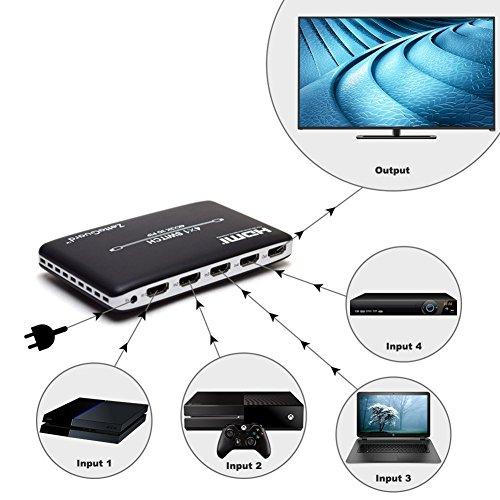 Buy 4k hdmi switch