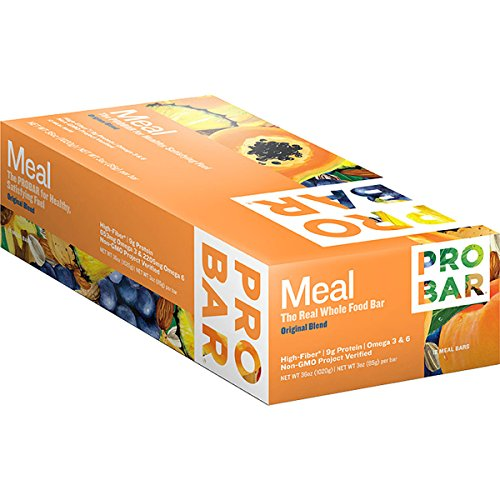 ProBar Meal Bar – 12-Pack Art's Original Blend, One Size