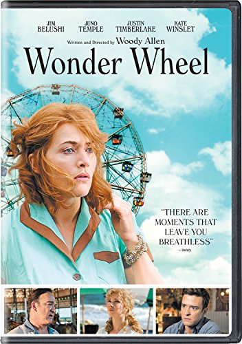 Wonder Wheel (Woody Allen Dvd)