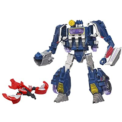 Transformers Generations Fall Of Cybertron Series 1 Soundwave Figure from Transformers