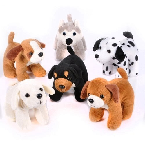 Dog Assortment - 24 per pack by SmallToys