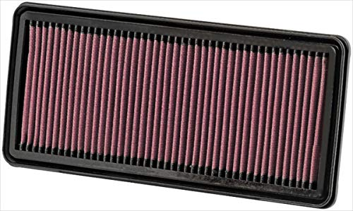 K&N engine air filter, washable and reusable:  2004-2019 Fiat/Citreon/Peugeot/Acura (Fiorino, Qubo, Nemo, Bipper, RL) 33-2299 ()